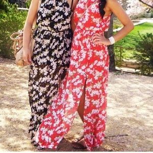 Dresses & Skirts - Cherry blossom print maxi